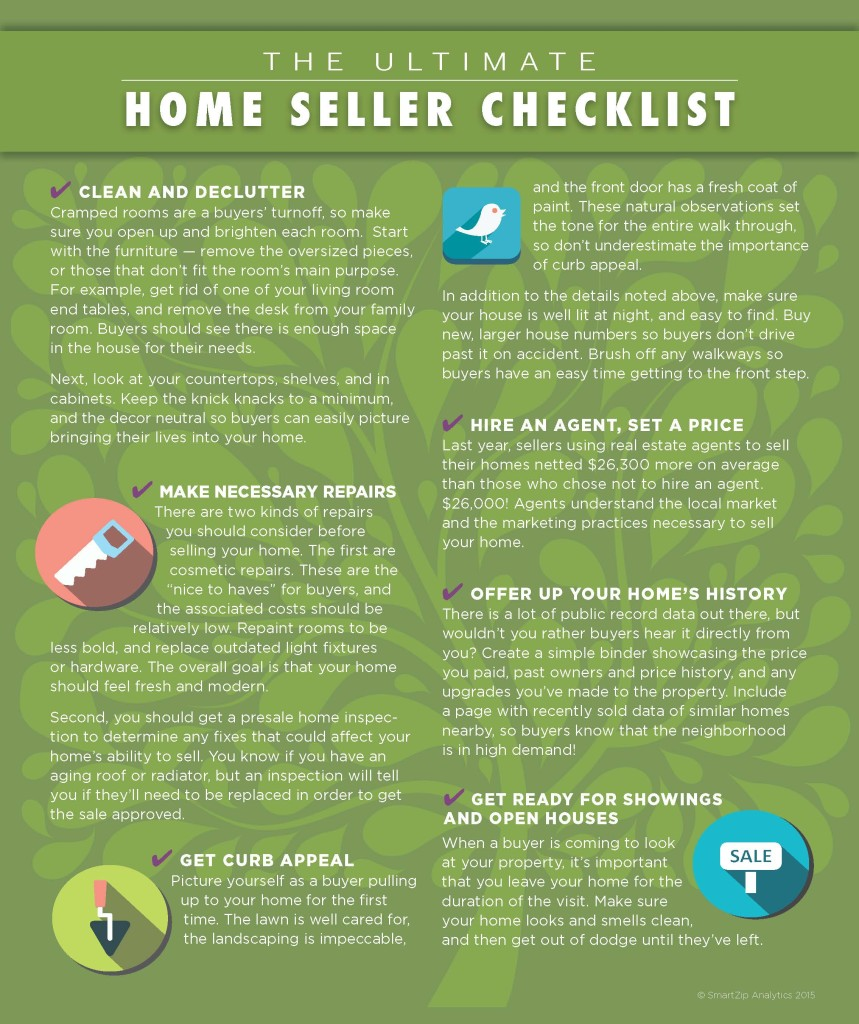 Ultimate-Home-Seller-Checklist
